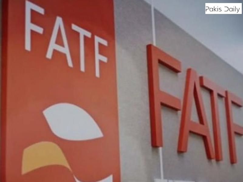 پاکستان کی ترقیاتی رپورٹ سے ایف اے ٹی ایف 'مطمئن' ہے.