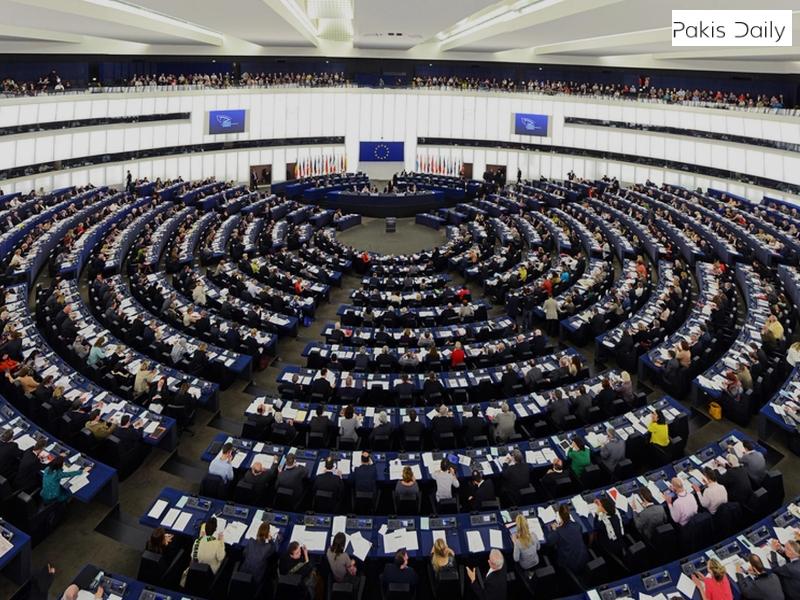 یوروپی پارلیمنٹ کشمیر ، CAA پر ووٹ ڈالے گی.