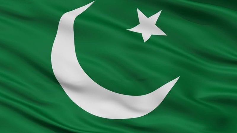 پاکستان قومی پرچم