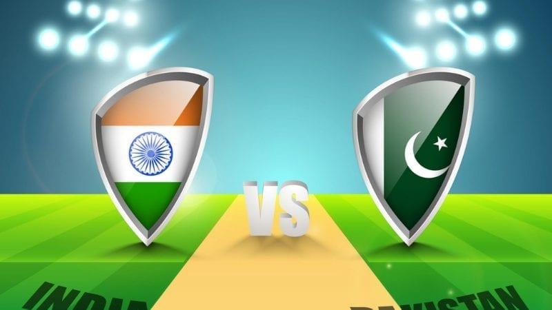 بھارت بمقابلہ پاکستان کرکٹ میچ