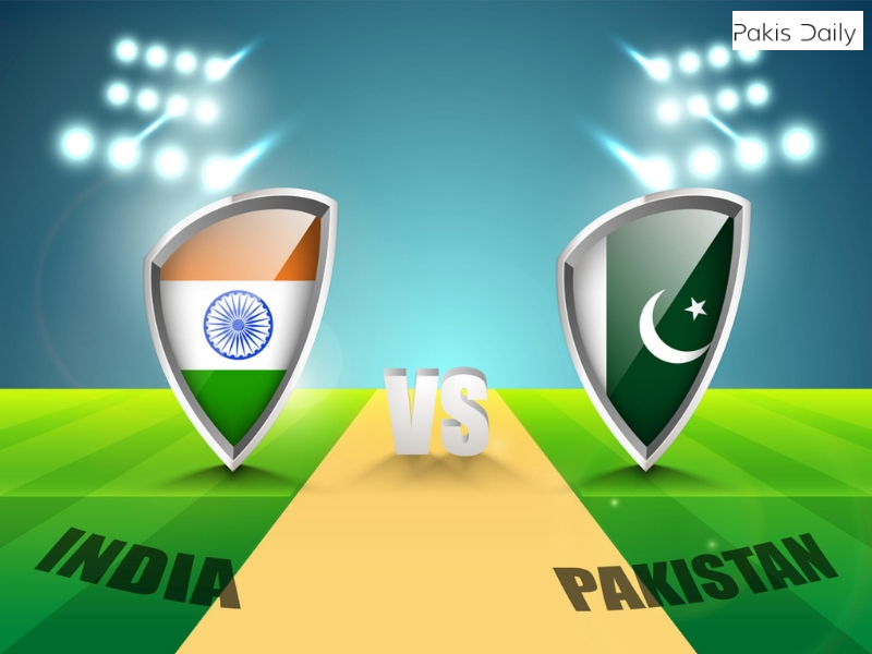 انڈر 19 ورلڈ کپ سیمی فائنل میں پاکستان اور بھارت کی دشمنی کی تجدید