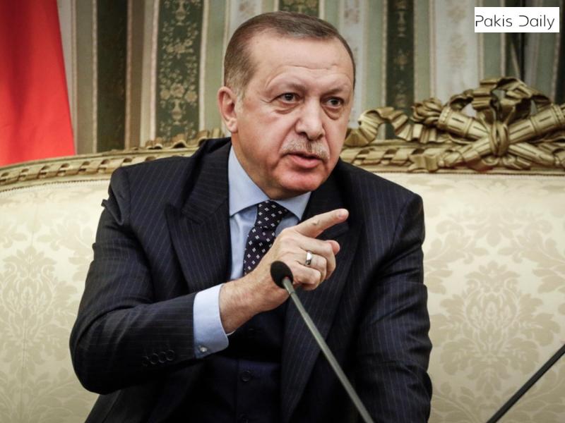 ترکی کے صدر برائے فروری 14 ، فروری کو خطاب کریں.