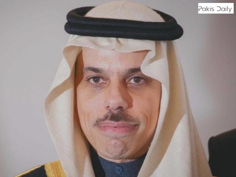 سعودی وزیر خارجہ نے ایف ایم قریشی کے ساتھ صورتحال کا خاتمہ کیا.