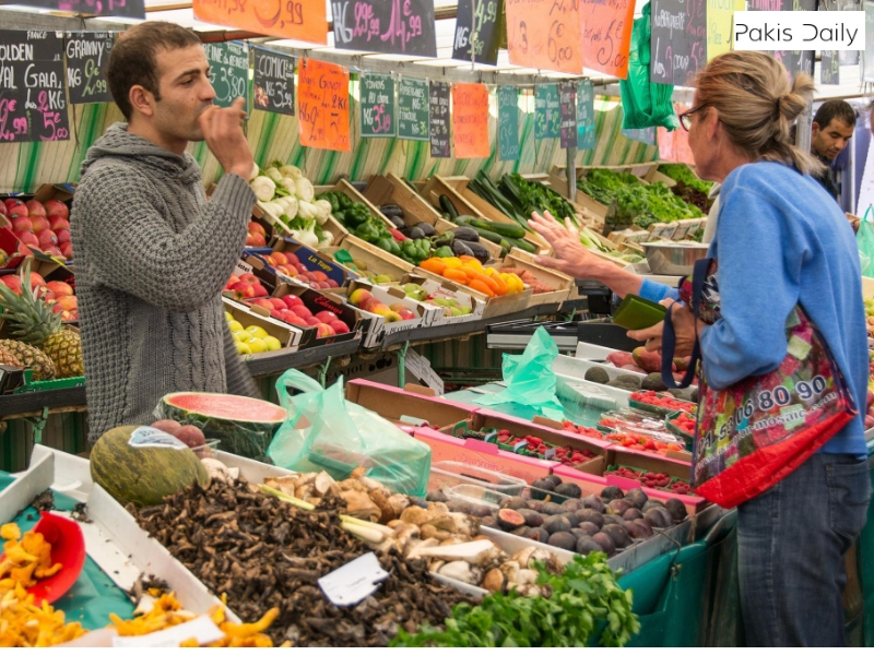 حکومت نے آئی ایم ایف کو بتایا کہ آنے والے مہینوں میں اشیائے خوردونوش کی قیمتوں میں استحکام لائیں گے.