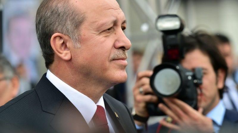 ترکی کے صدر رجب طیب اردوان