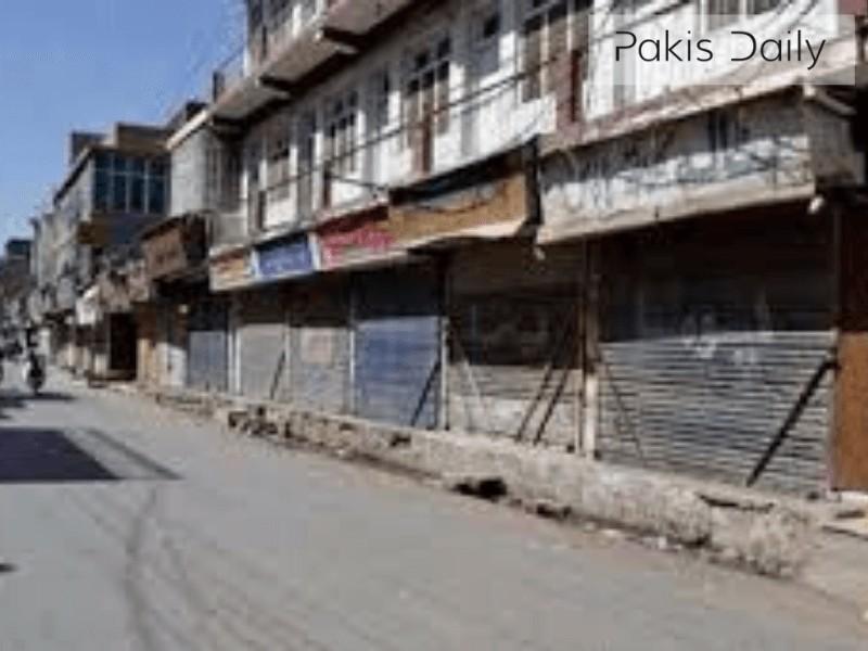 بلوچستان: لاک ڈاؤن میں 5 مئی تک توسیع