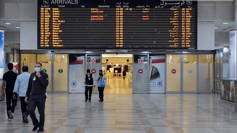سعودیہ عرب کا فضائی آپریشن معطل رہے گا