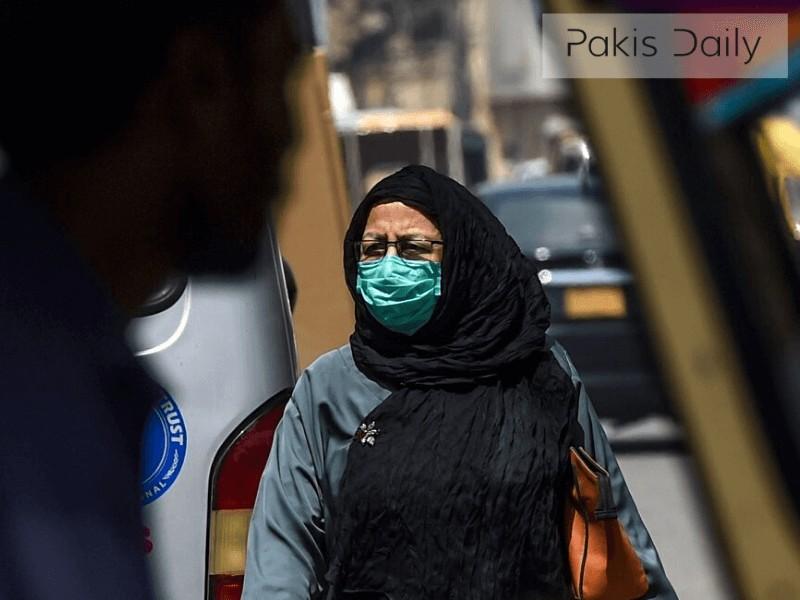 پاکستان میں کورونا کیسز کی تعداد 12 ہزار سے تجاوز کر گئی