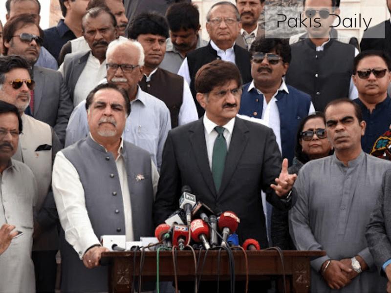 پاکستان کھولنے سے متعلق وفاق اور سندھ کا ایک فیصلہ ہوگا