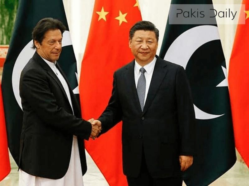 چائنہ نے ایک بار پھر پاک چین دوستی کی مثال قائم کر دی