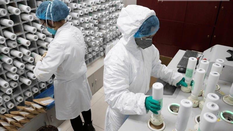 چین نے کورونا کی ویکسن بنالی