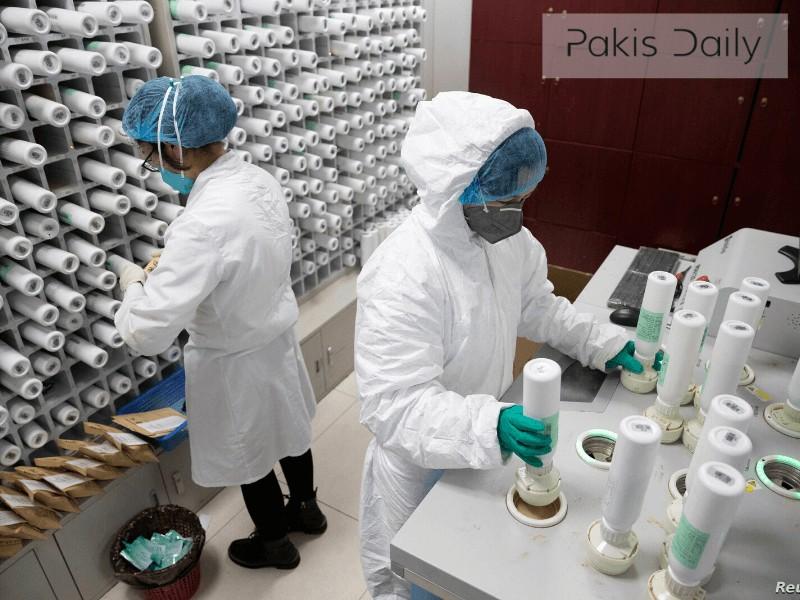 چین نے کورونا کی ویکسن بنالی، پاکستان میں بھی جلد ٹرائل شروع ہوگا