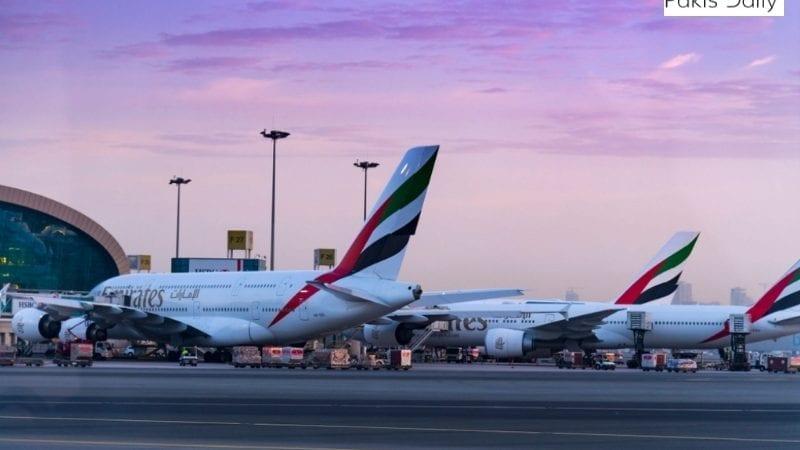UAE Emirates Flights
