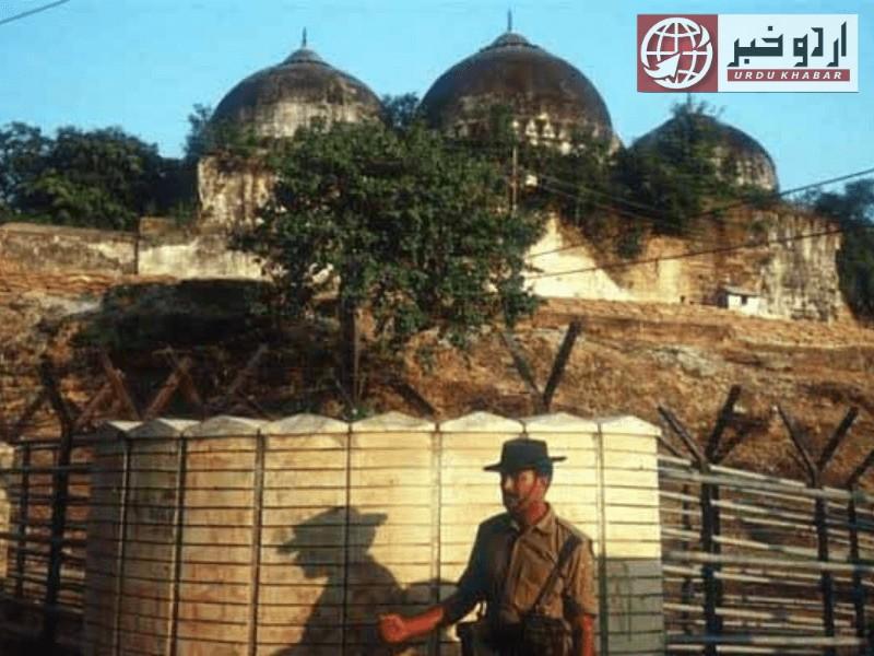 بابری مسجد کی جگہ مندر کی تعمیر شروع, پاکستان کا شدید رد عمل