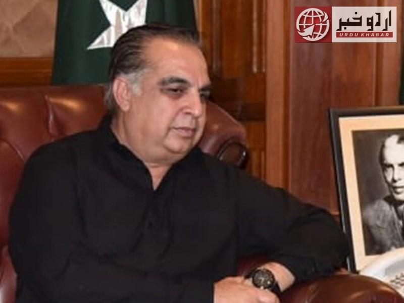 بجلی اور گیس کے بلوں میں رعایت نہیں دے سکتے، گورنر سندھ