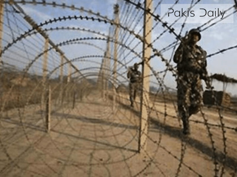 بھارت کی لائن آف کنٹرول کی خلاف ورزی