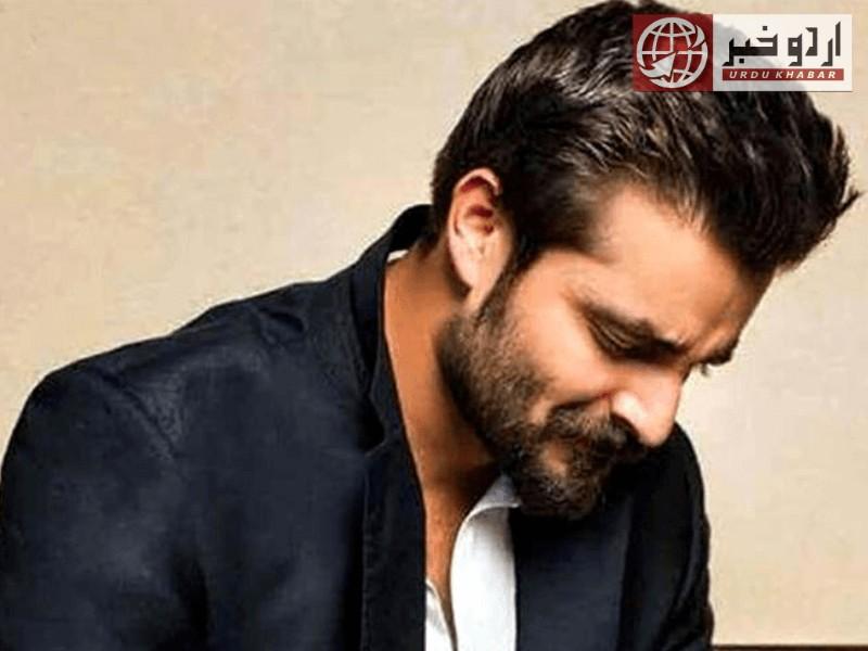 حمزہ علی عباسی نے ارتغرل غازی کے ٹریک کی دھن بجا لی
