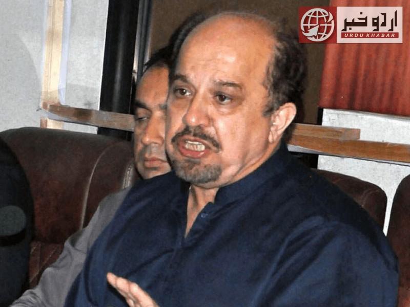 سندھ میں گورنر راج لگانے کا مطالبہ،فواد چوہدری کی مخالفت