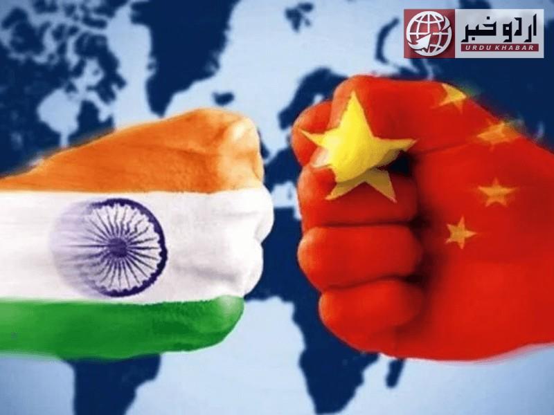 لداخ: چین اور بھارت کے درمیان جنگ ہو سکتی ہے،خلیجی اخبار کا دعوی