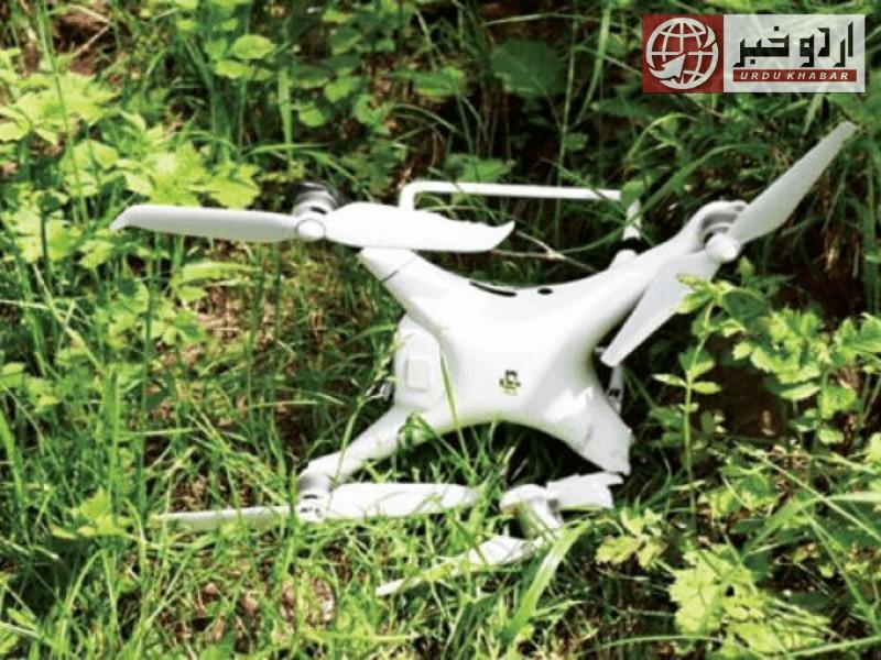 پاکستانی حدود کی خلاف ورزی پر بھارتی ڈرون مار گرایا، پاک فوج