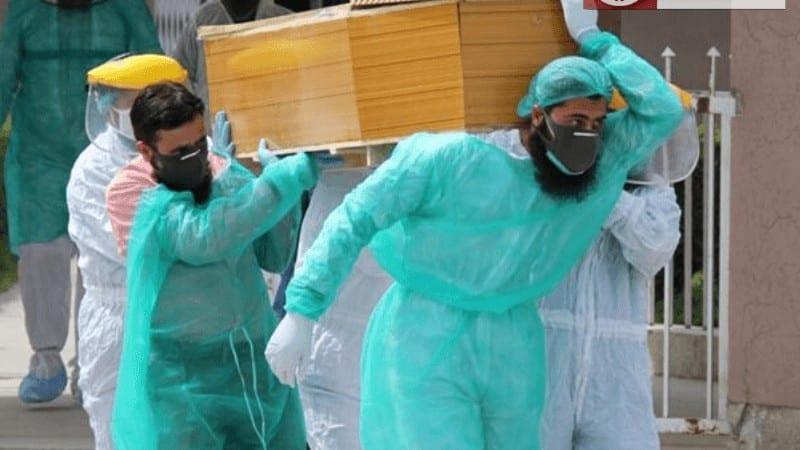 پاکستان میں پچھلے 24 گھنٹوں میں 31 افراد کورونا سے جاں بحق
