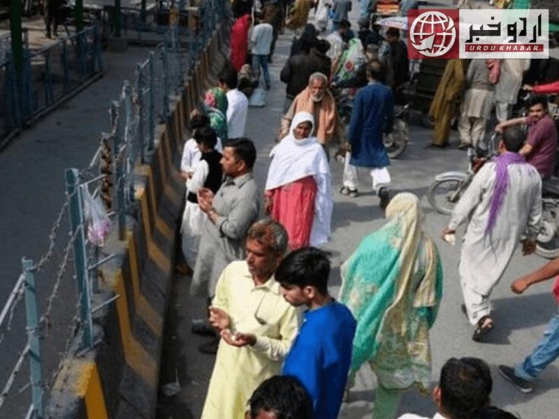 پاکستان میں کورونا مریضوں کی تعداد 1 لاکھ 19 ہزار سے تجاوز کر گئی