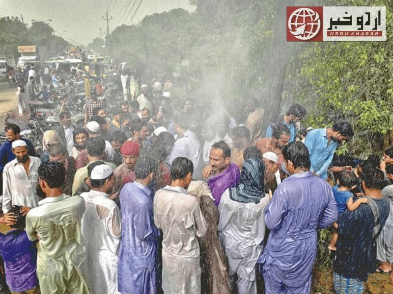 کراچی میں ہیٹ ویو، سمندری ہوائیں معطل ہو گئیں