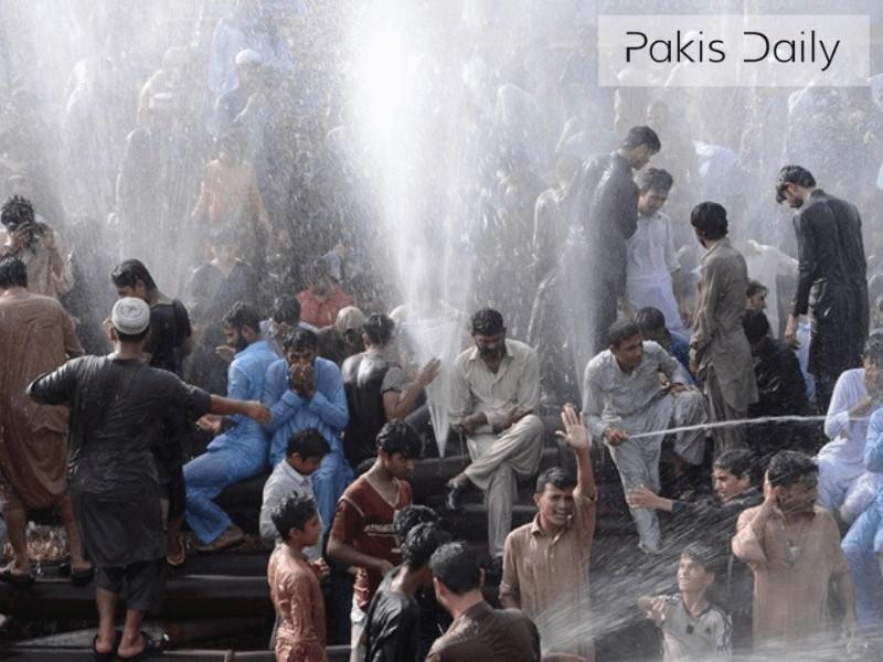 کراچی میں 5 تا 8 مئی ہیٹ ویو کا امکان