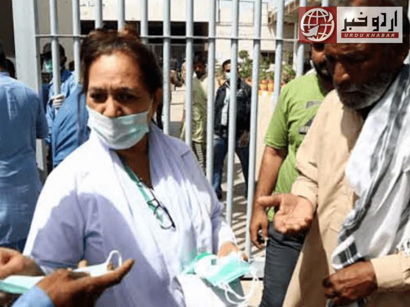 کورونا: ایک ہی روز میں 4 ڈاکٹرز کی موت