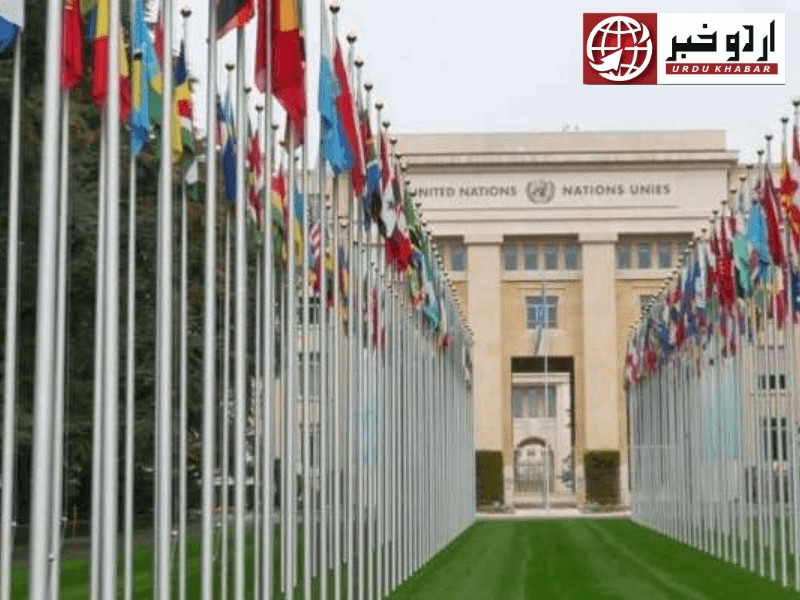 اقوام متحدہ کی انسانی حقوق کونسل میں نسل پرستی پر بحث