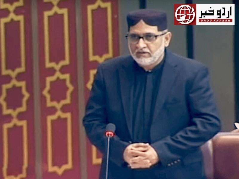 بلوچستان نیشنل پارٹی کی حکومت سے علیحدگی