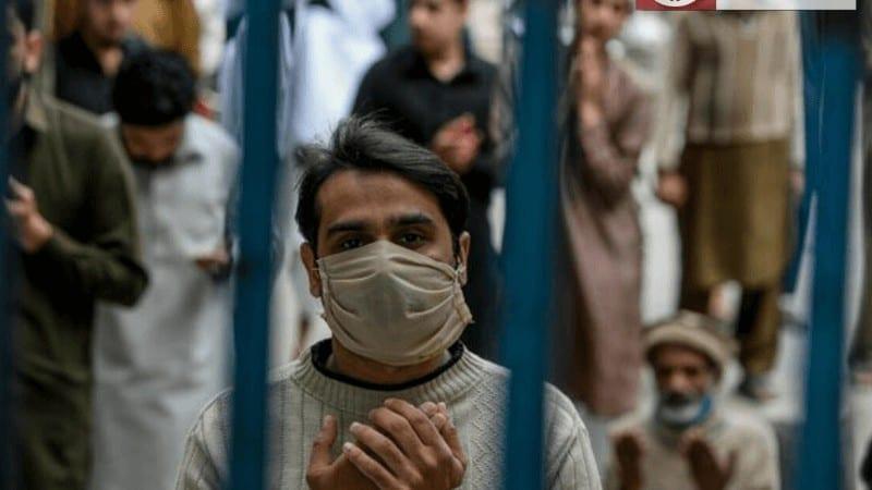 پاکستان کورونا ایکٹو کیسز میں چھٹے نمبر پر آ گیا