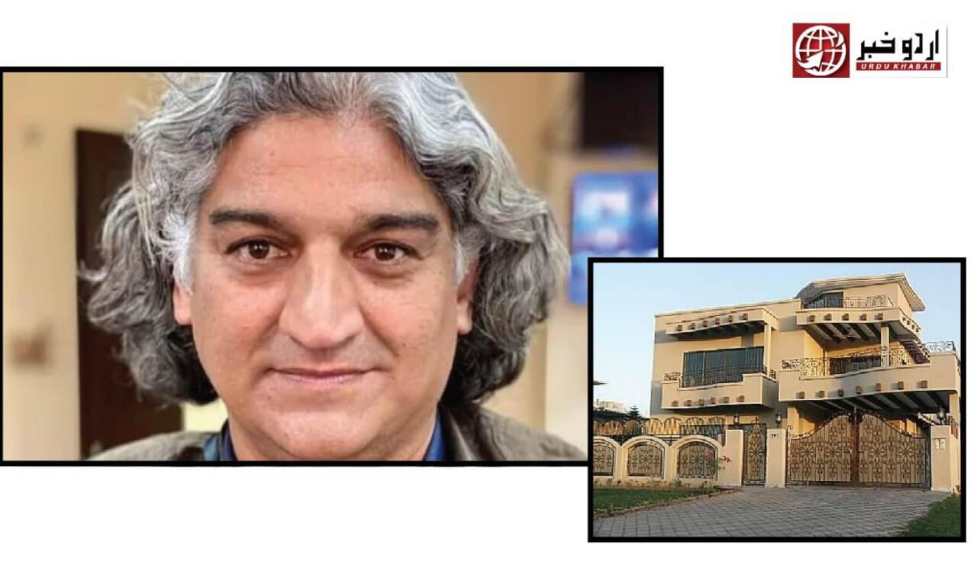 صحافی مطیع اللہ جان کی گھر واپسی