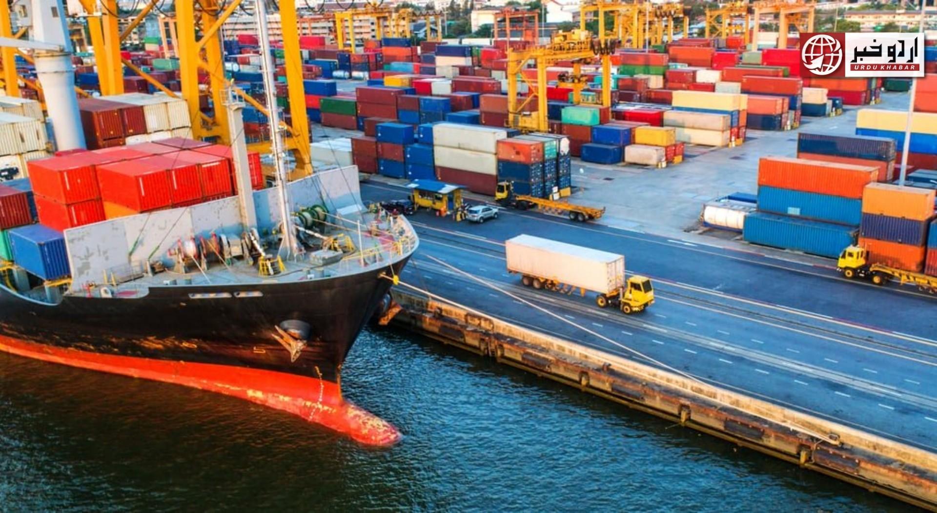 ملکی برآمدات تین سال کی کم ترین سطح پر