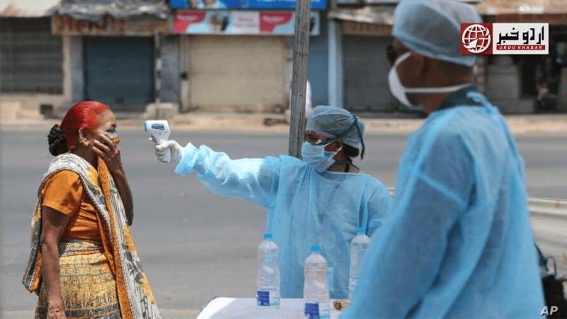 بھارت-میں-کورونا-وائرس