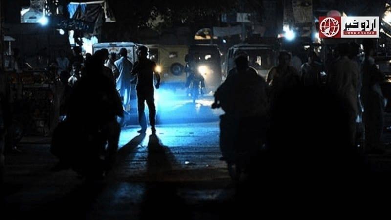کراچی-میں-لوڈشیڈنگ