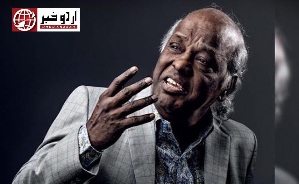 اردو شاعر راحت اندوری کا انتقال  ہو گیا