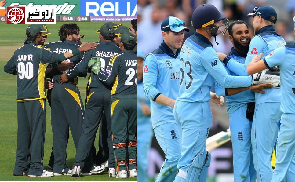 پاکستان اور انگلینڈ کے درمیان دوسرا ٹیسٹ میچ آج ہو گا
