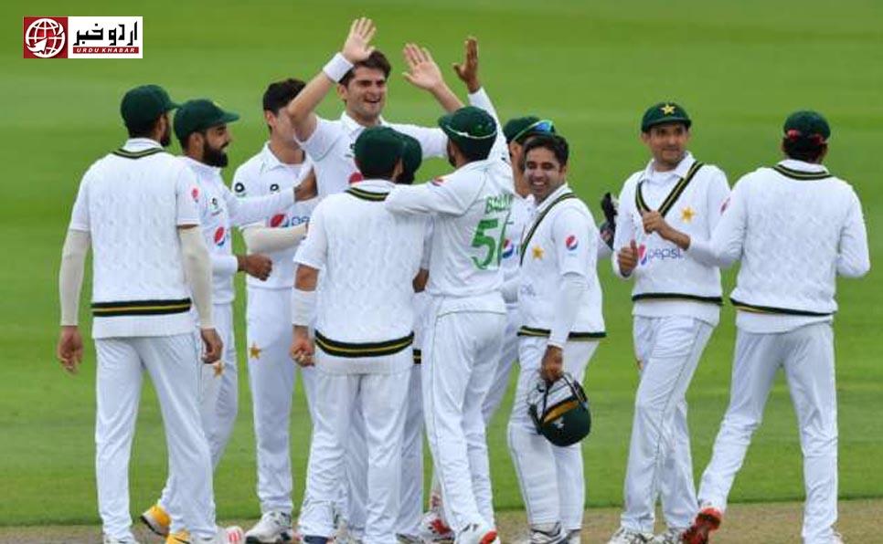 پاکستان اور انگلینڈ کے درمیان آخری ٹیسٹ میچ آج شروع ہو گا