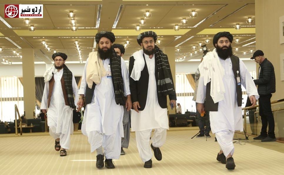 طالبان وفد کا شاہ محمود قریشی کی دعوت پر دورہ پاکستان