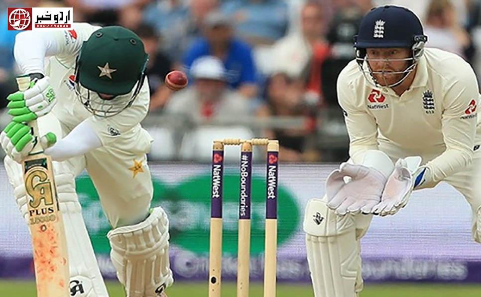 انگلینڈ دس سال بعد پاکستان سے ٹیسٹ سیریز جیت گیا
