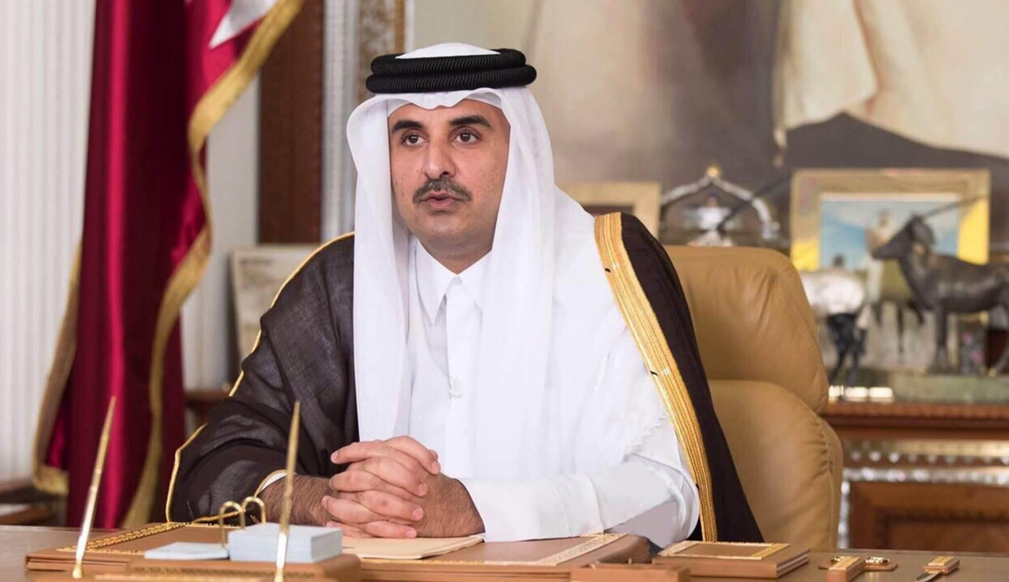 قطر اپنے خلاف گلف ریاستوں کی پابندیوں کے خاتمے کے بدلے میں اسرائیل سے تعلقات قائم کرنے پر راضی