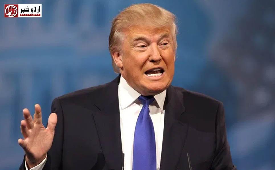 ٹرمپ ایک بار پھر نوبل امن انعام کے لئے نامزد
