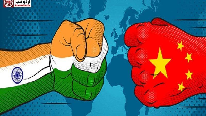 بھارت-اور-چائنہ