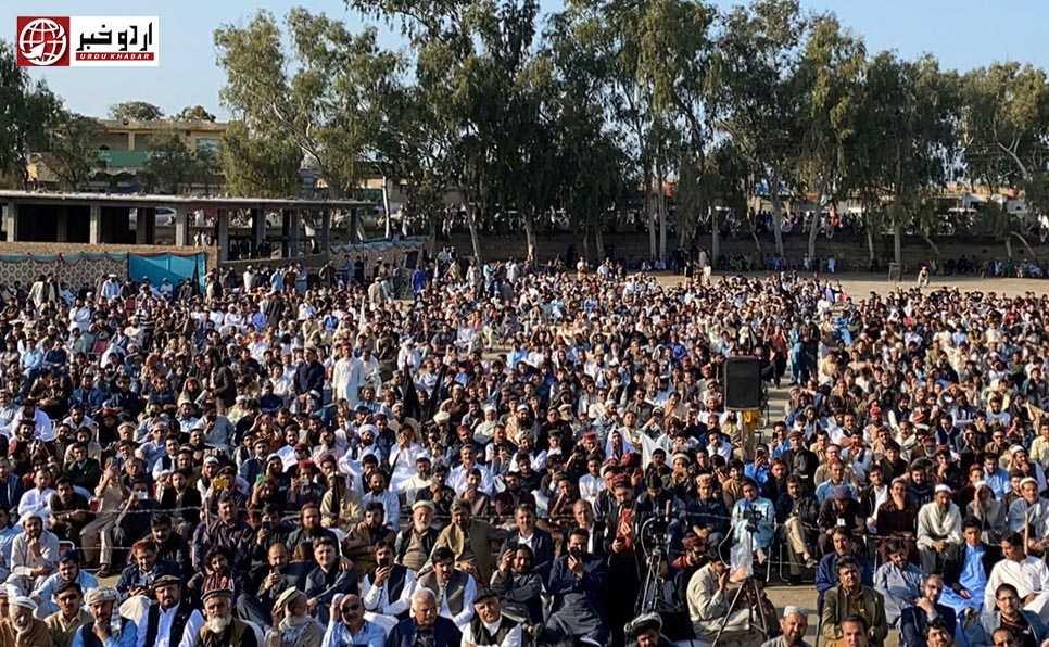 پاکستان ڈیموکریٹک موومنٹ کا 11 اکتوبر سے کوئٹہ میں پہلی ریلی ریلی نکالنے کا اعلان