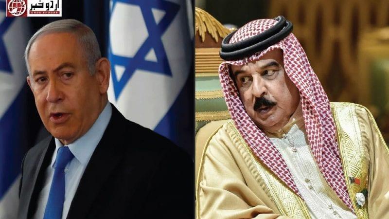 امارات کے بعد بحرین کا بھی اسرائیل سے امن معاہدہ ، ٹرمپ کا ٹویٹ