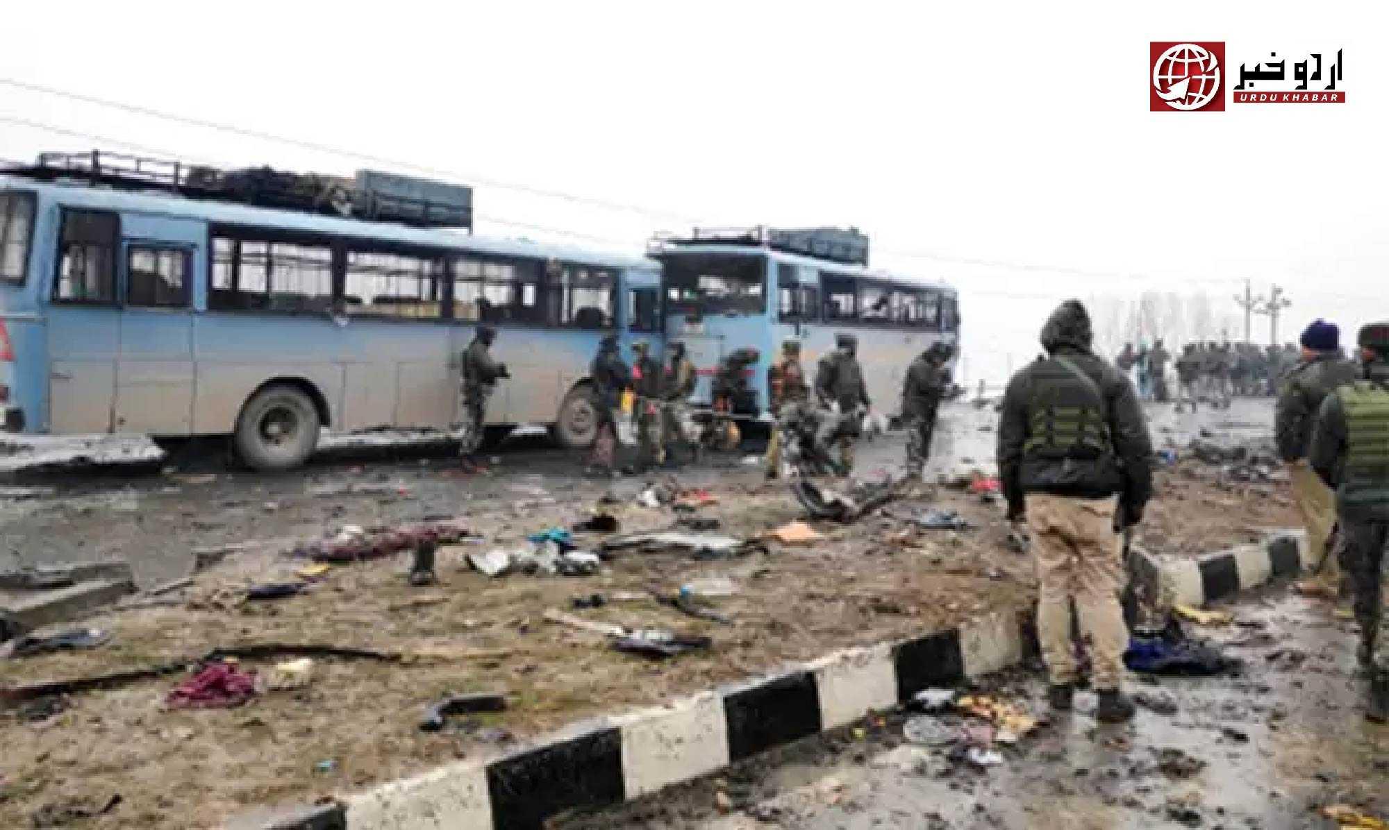 انڈیا 4 بڑے دہشتگردانہ واقعات میں ملوث ہے، ثبوت بھی موجود ہیں