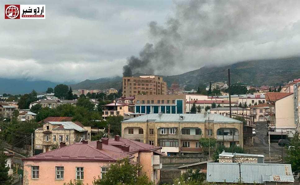 آرمینیا کا آذربائیجان شہریوں پر حملہ،  ترکی کی مذمت