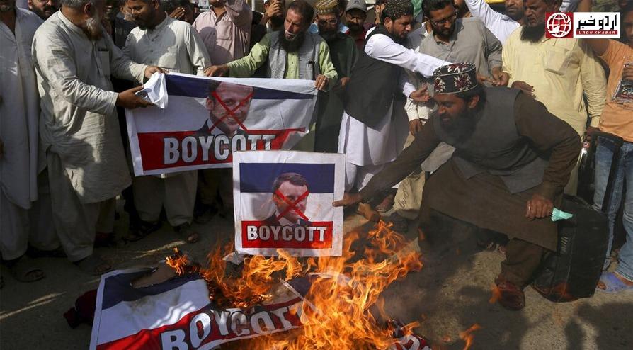 عمران خان کا گستاخانہ خاکوں کے معاملے پر مسلم رہنماؤں کو اعتماد میں لینے کا فیصلہ