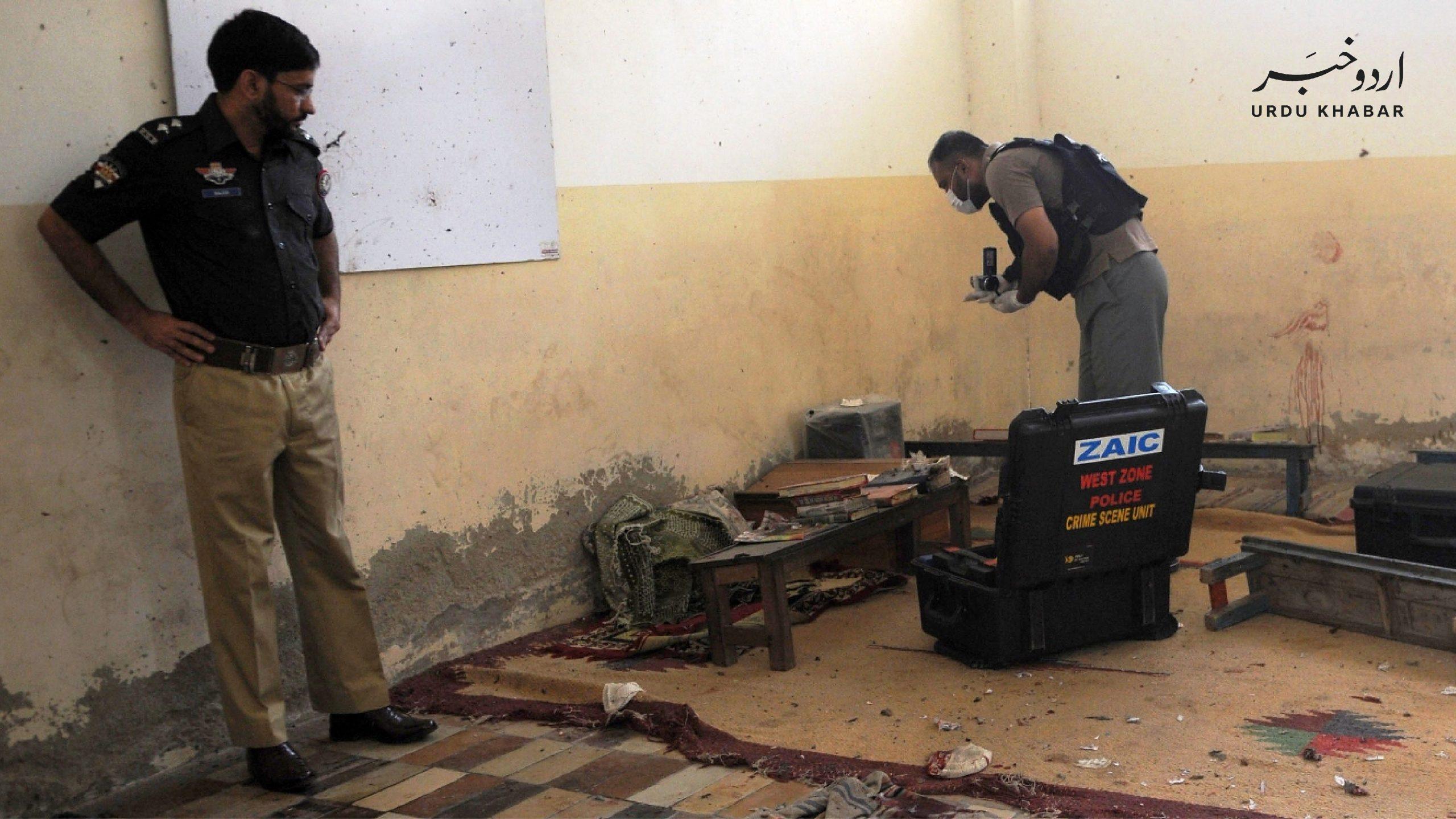 کراچی اورنگی فیکٹری لائن میں آگ لگنے سے 3 مزدور جاں بحق